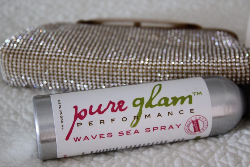 #Howto Create a Beachy, Wavy HairStyle to keep Summer Style Going: Pure Glam Performance Waves SeaSpray