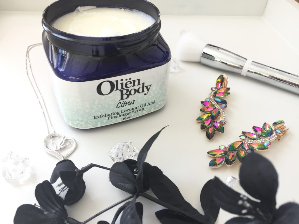 Your Body Beauty Must-Have for Spring: Oliën Body Sugar Scrub