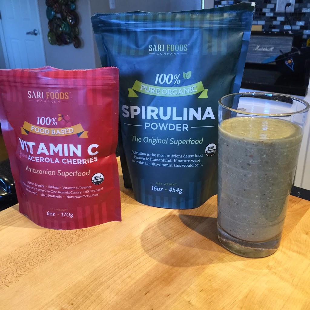 sari foods spirula and vitamin c superfood perfect for smoothies