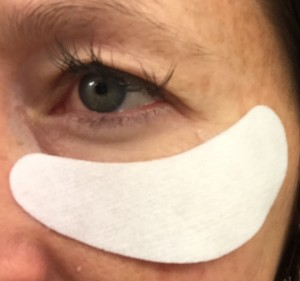 VII Overnight Eye Mask Skincare review