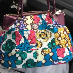 Frisaient floral print handbag
