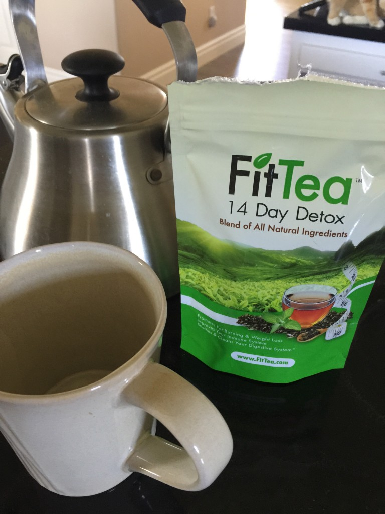 Weightless tea by FitTea