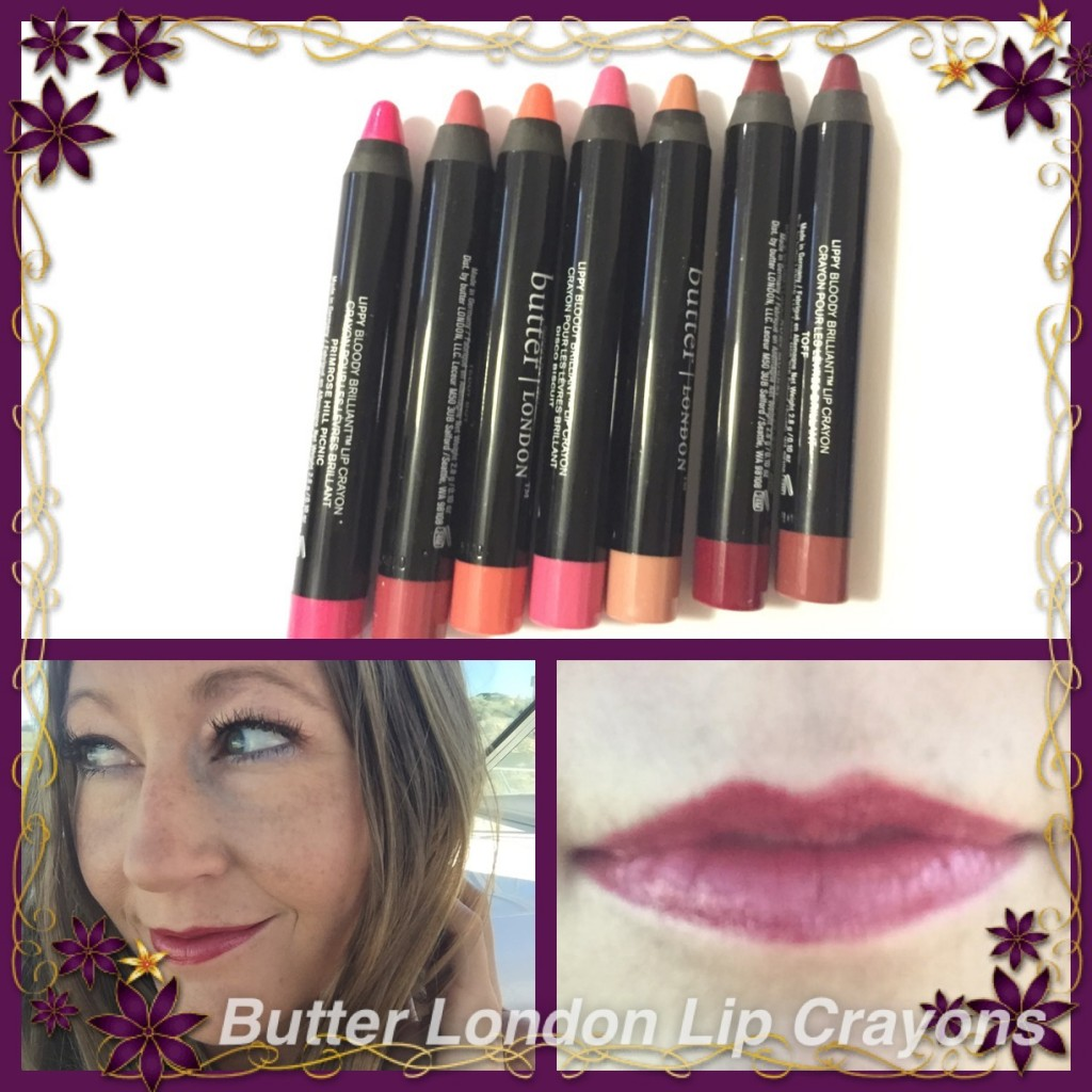 Butter London Lippy Lip Crayons