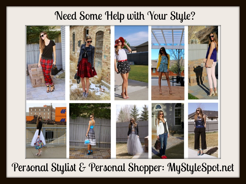 personal shopper and personal stylist: mystylespot
