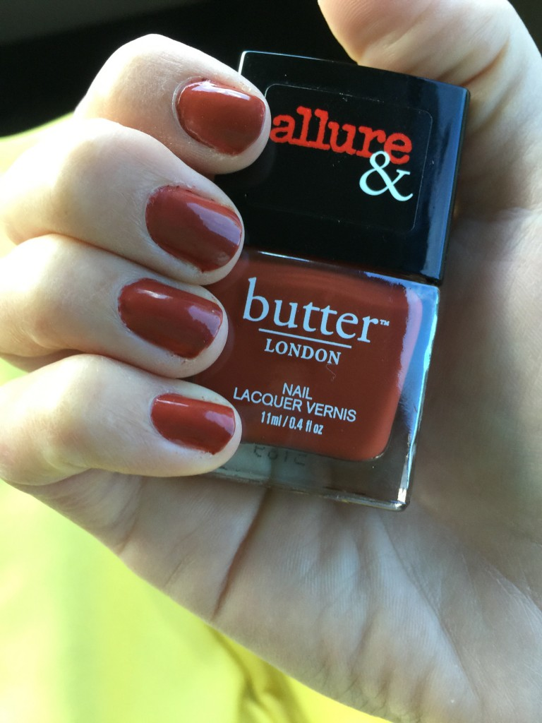 butter london in its vintage