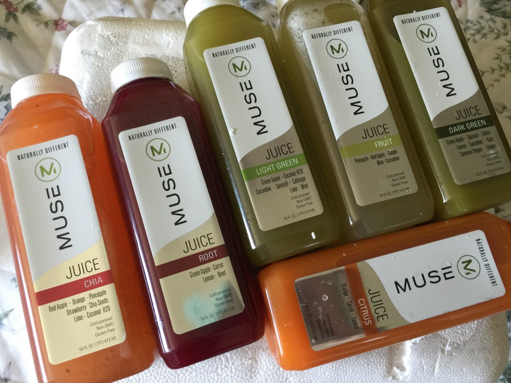 drink muse juice