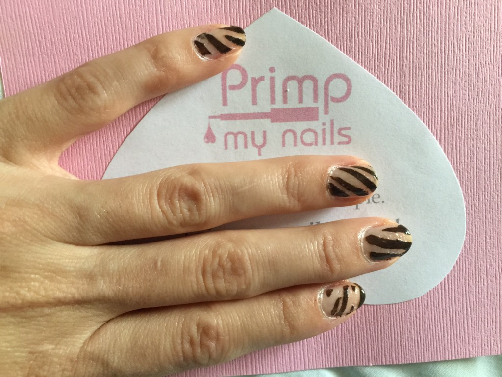 primp my nails nail art with stencils