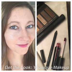 Younique makeup how to look- sultry