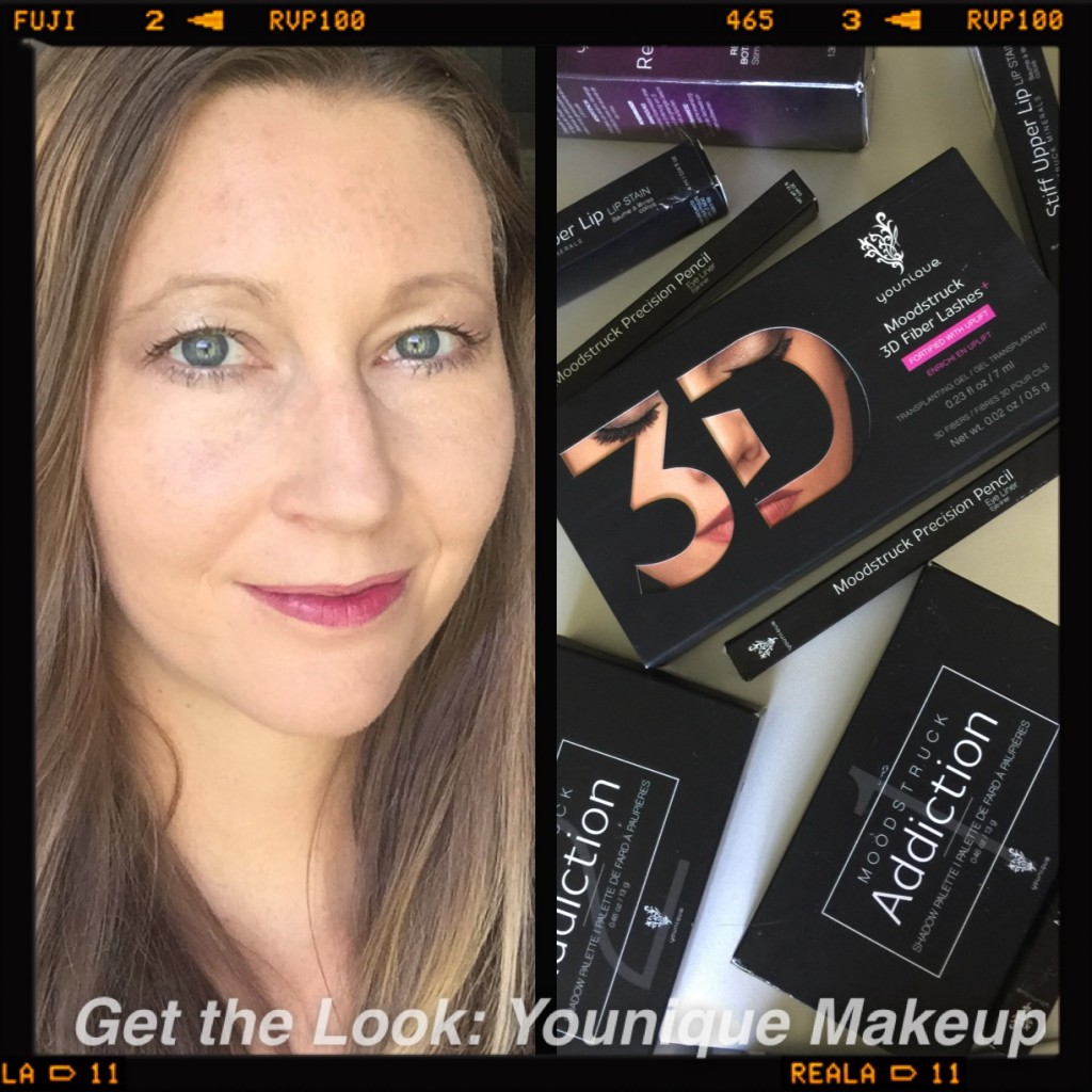Younique makeup how to look