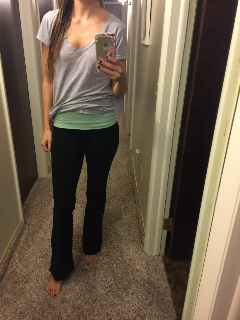 hot from hollywood yoga pants