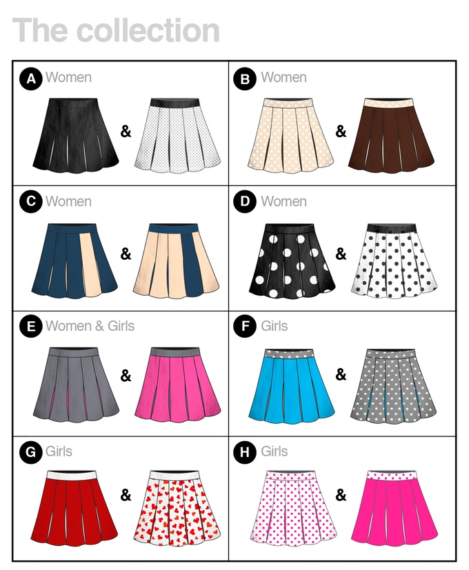 color changing skirt