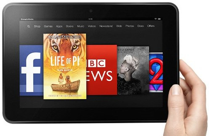 win a kindle fire hd8
