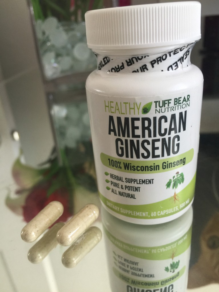 tuff bear american ginseng for focus and concentration