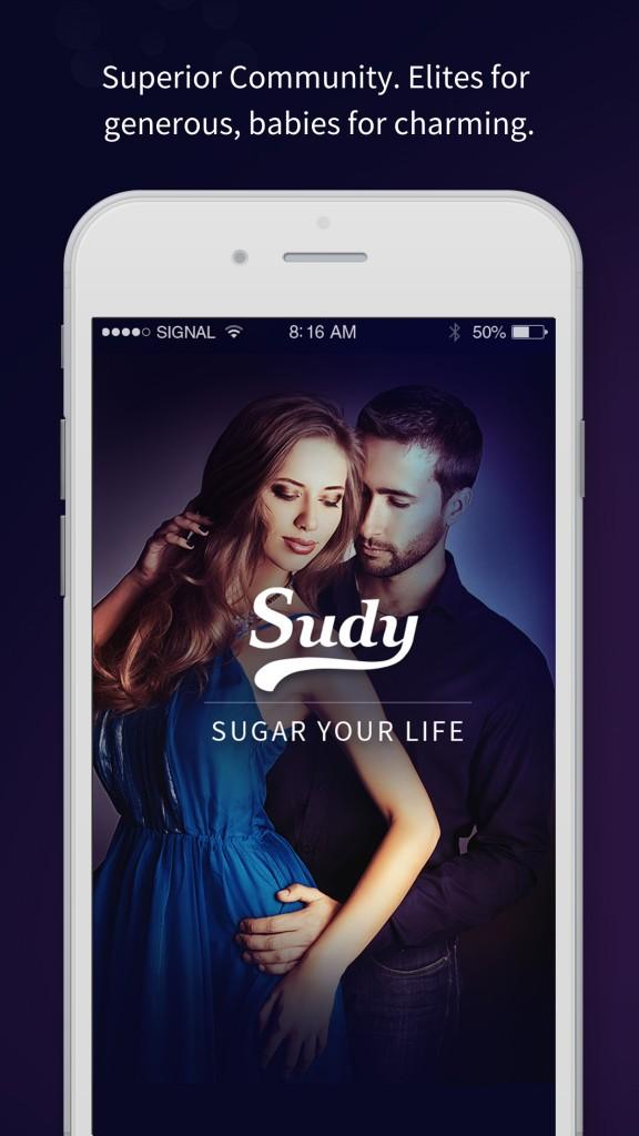 sugar daddy dating app: sudy
