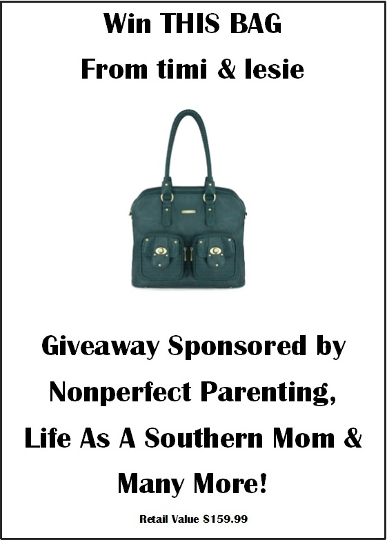 timi and leslie handbag giveaway