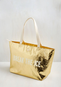 break the ice fashion cooler bag