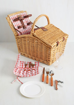 mothers day picnic basket