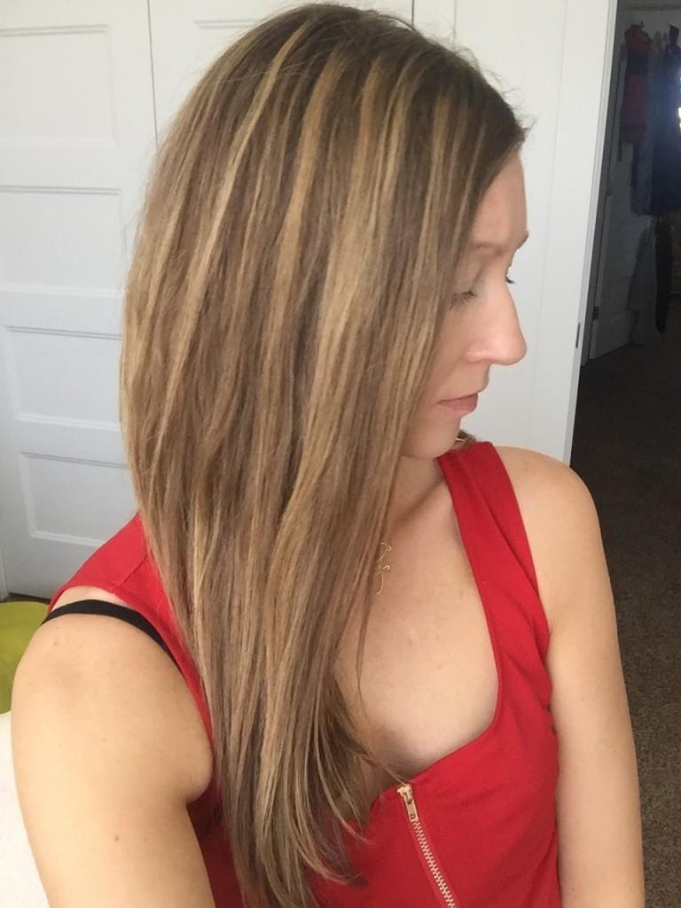 revivhair thickening serum before hair 2