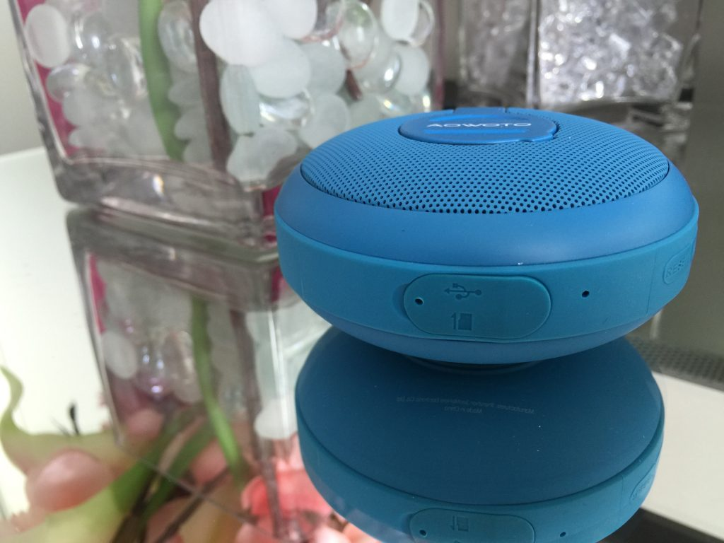 waterproof blue tooth speaker
