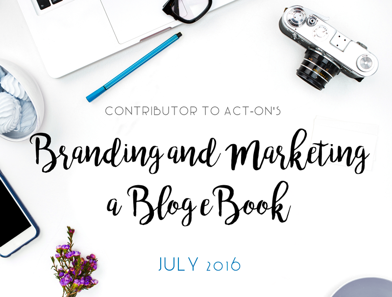 act-on marketing for blogs