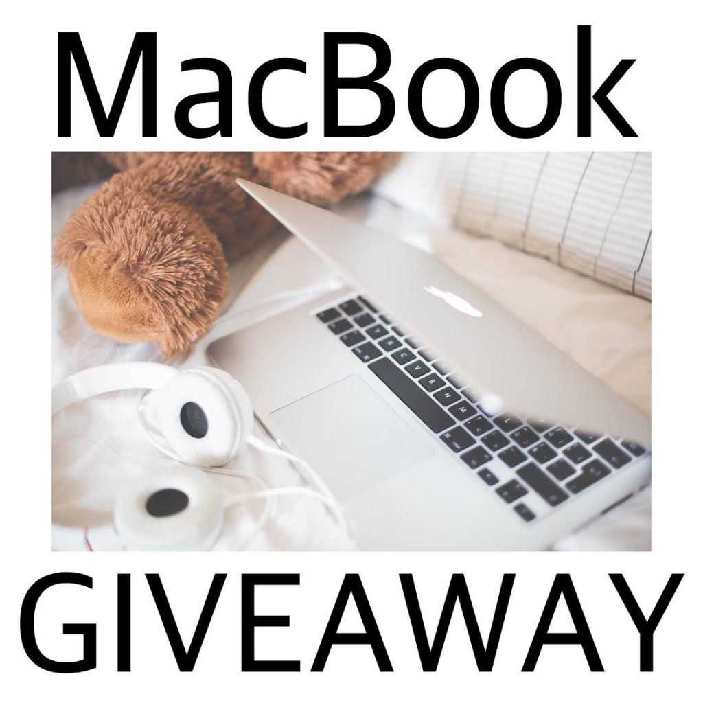 macbook giveaway