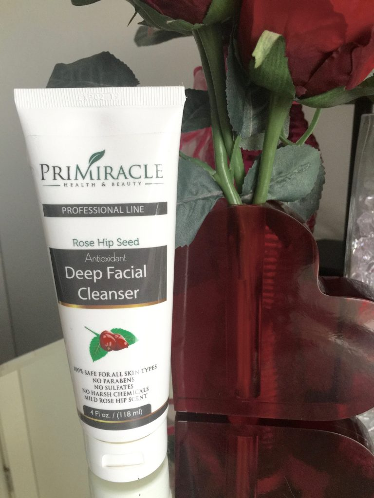 primiracle deep cleanser