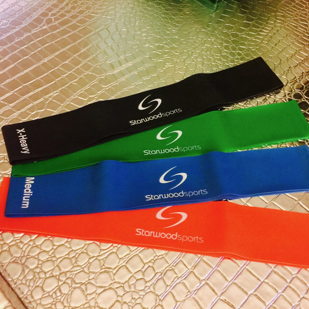 Starwood Loop Exercise/fitness resistance bands