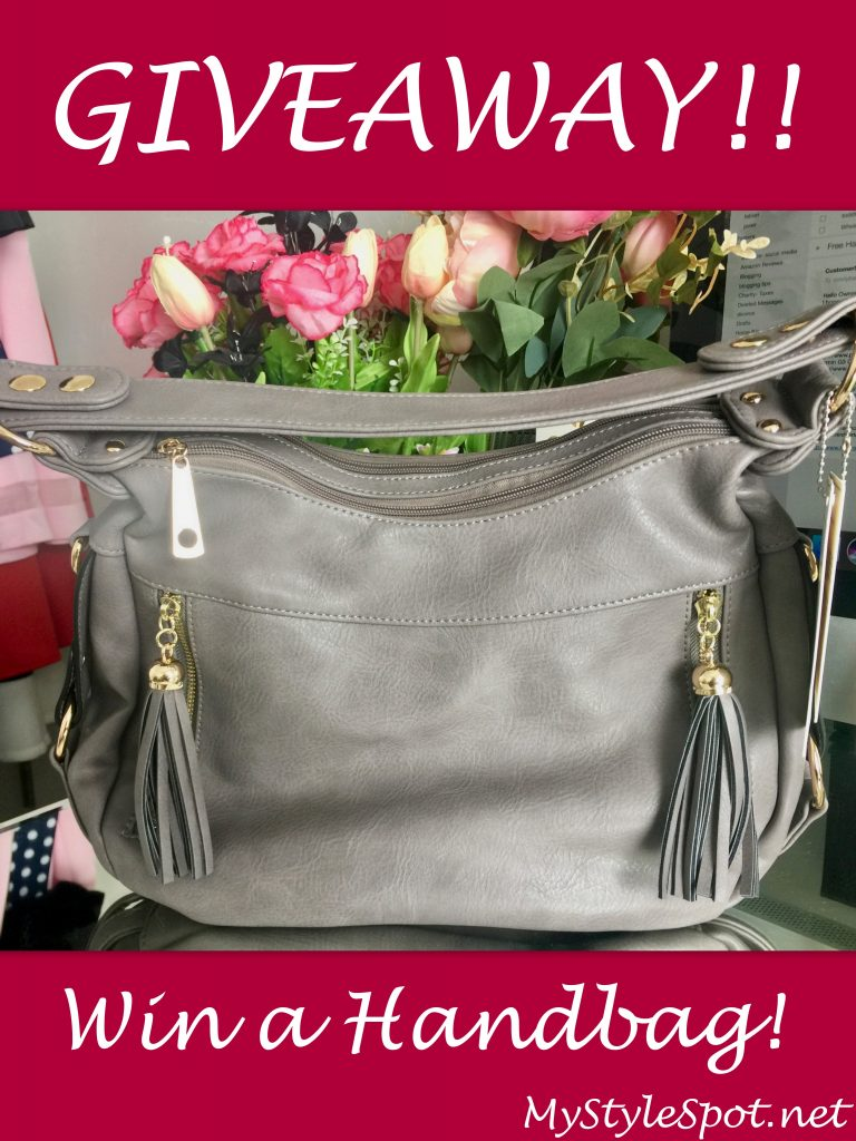 win a handbag on mystylespotnet