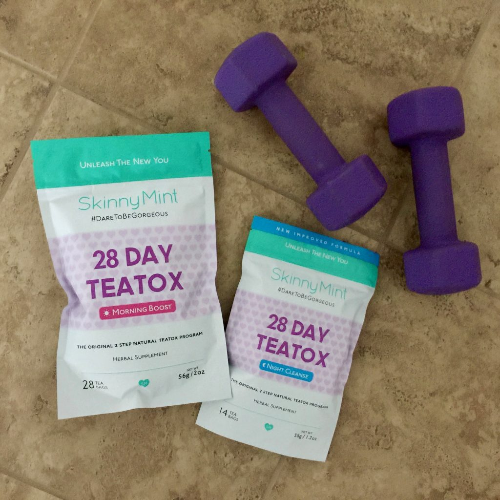 skinnymint detox tea