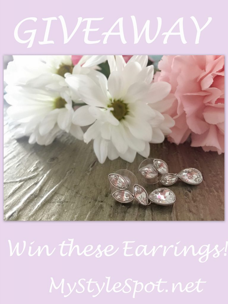 Earrings Giveaway
