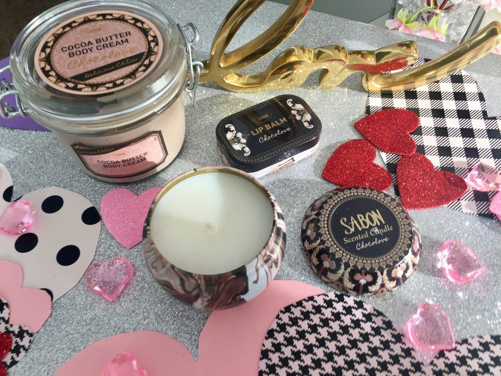 Sabon - gifts for her this valentines day