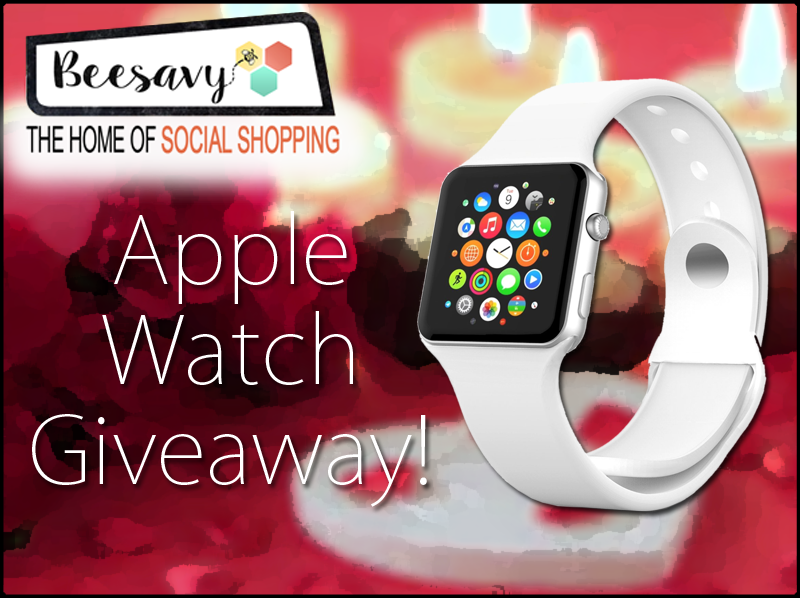 Giveaway Win an apple watch