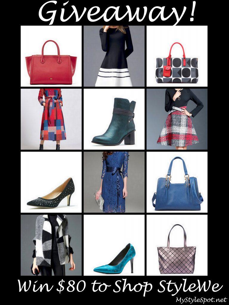win $80 to shop stylewe fashion