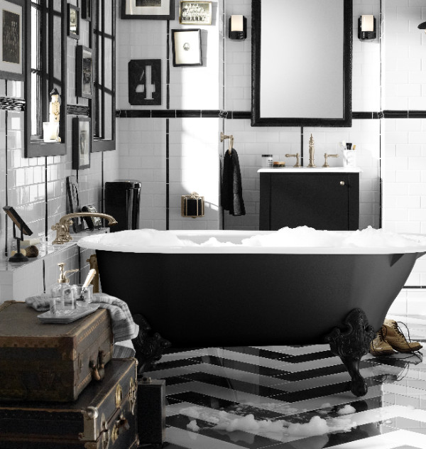 Interior Design Inspo: 2017 Bathroom & Kitchen Remodeling Trends