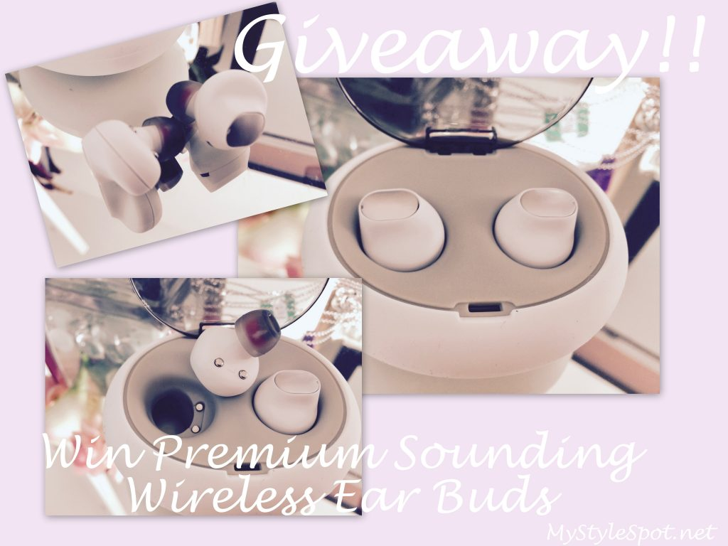 Giveaway: Win Premium sounding Ear Buds
