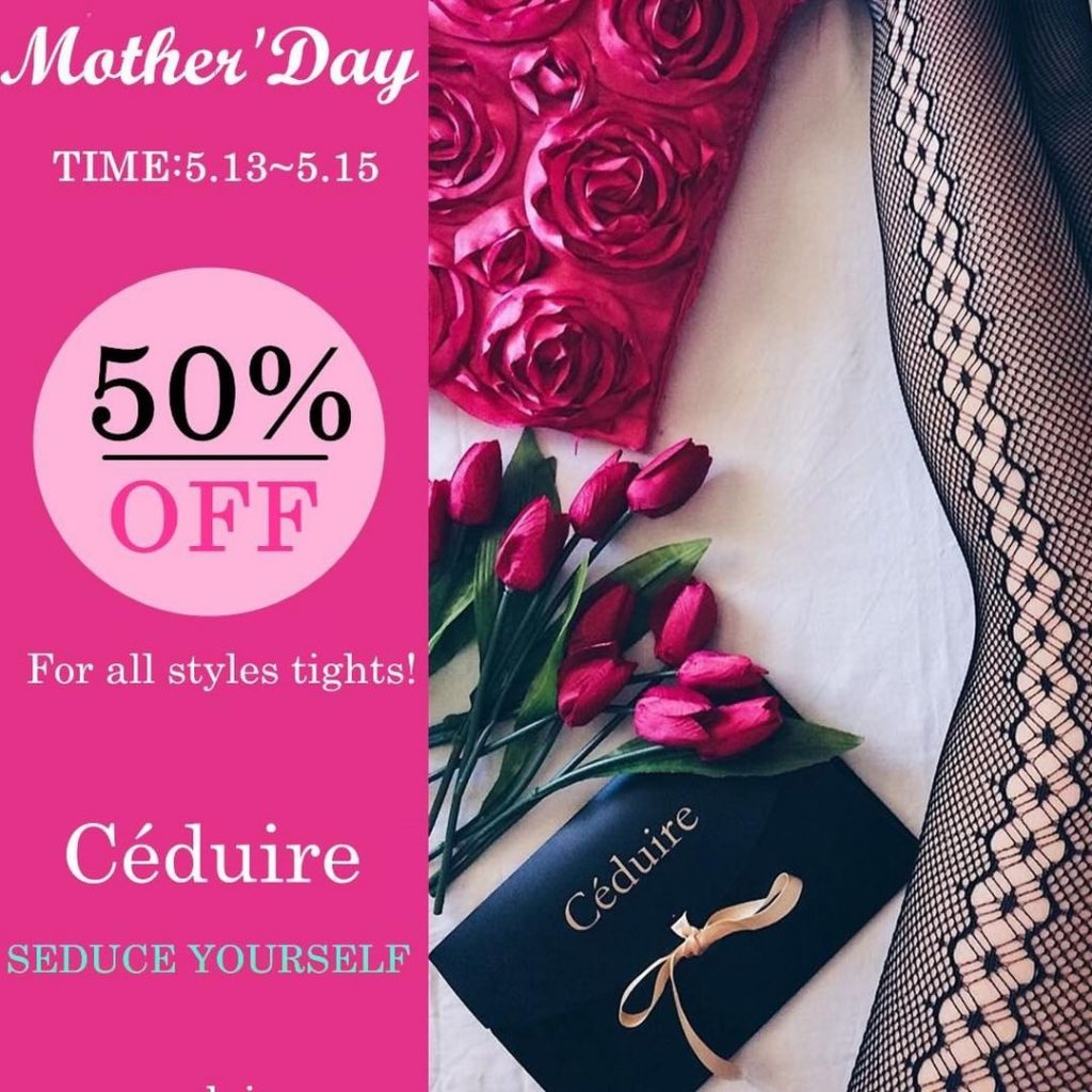60% OFF Tights at Ceduire - This Weekend Only!