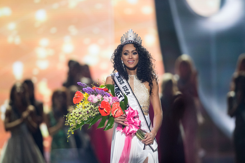 Miss USA 2017 – Her Crowning Look by CHI Haircare
