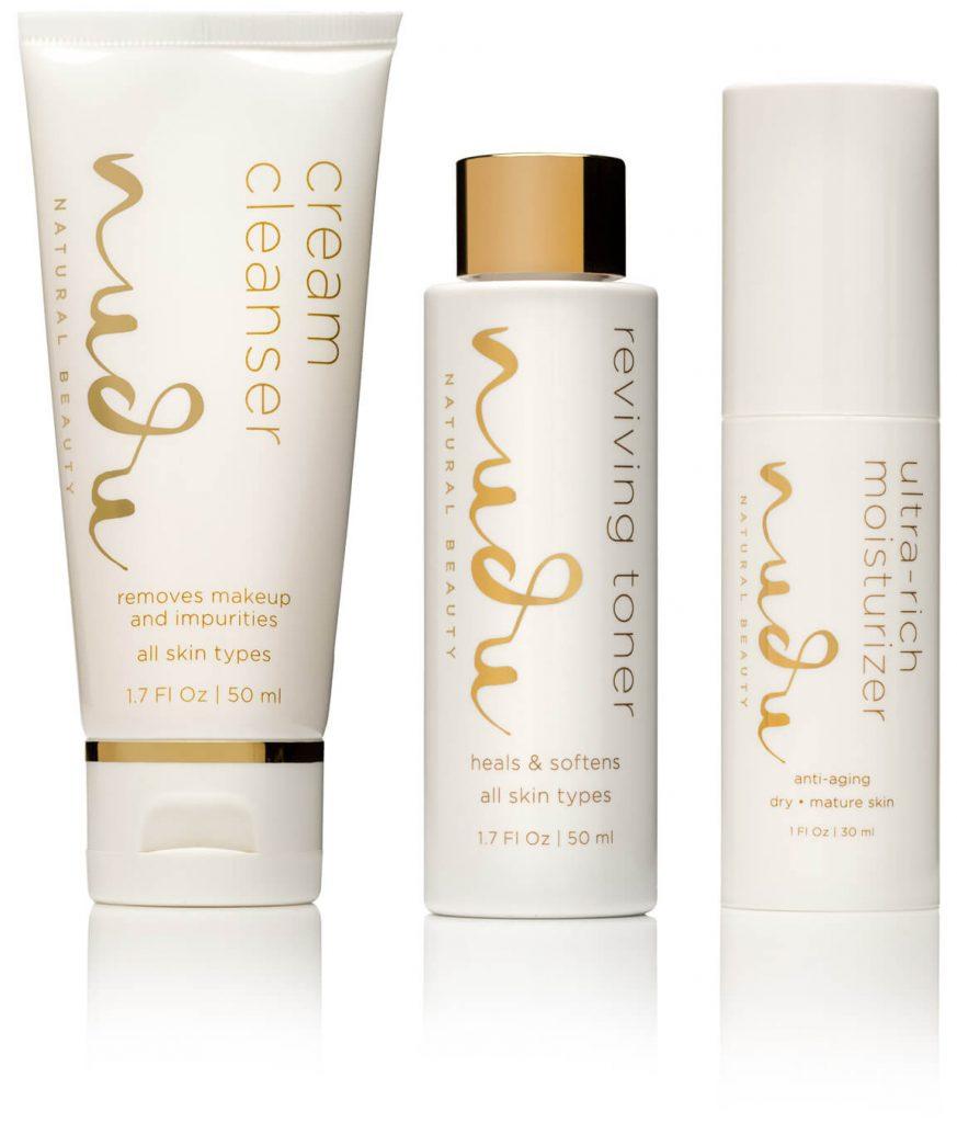 Get 50% off nudu skincare