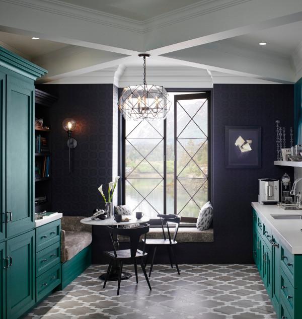 Interior Design Inspo: 2017 Bathroom & Kitchen Remodeling Trends