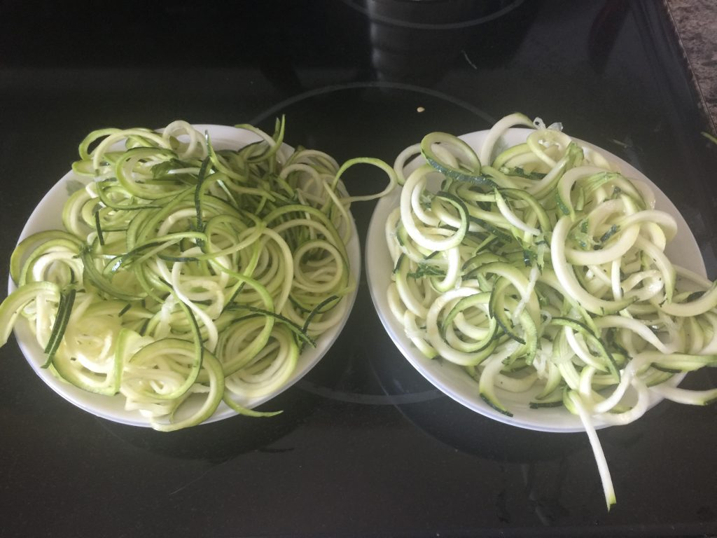 Making Cooking Fun Again & Healthier Too: Vegetable Spiralizer for Low Carb Vegan/Vegetarian/Gluten-Free Meals