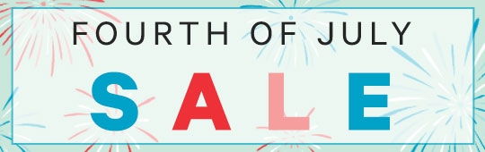 Chic Fourth of July fashion + 20% Off Sitewide!
