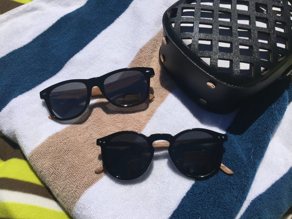 What your summer is missing: woodies sunglasses