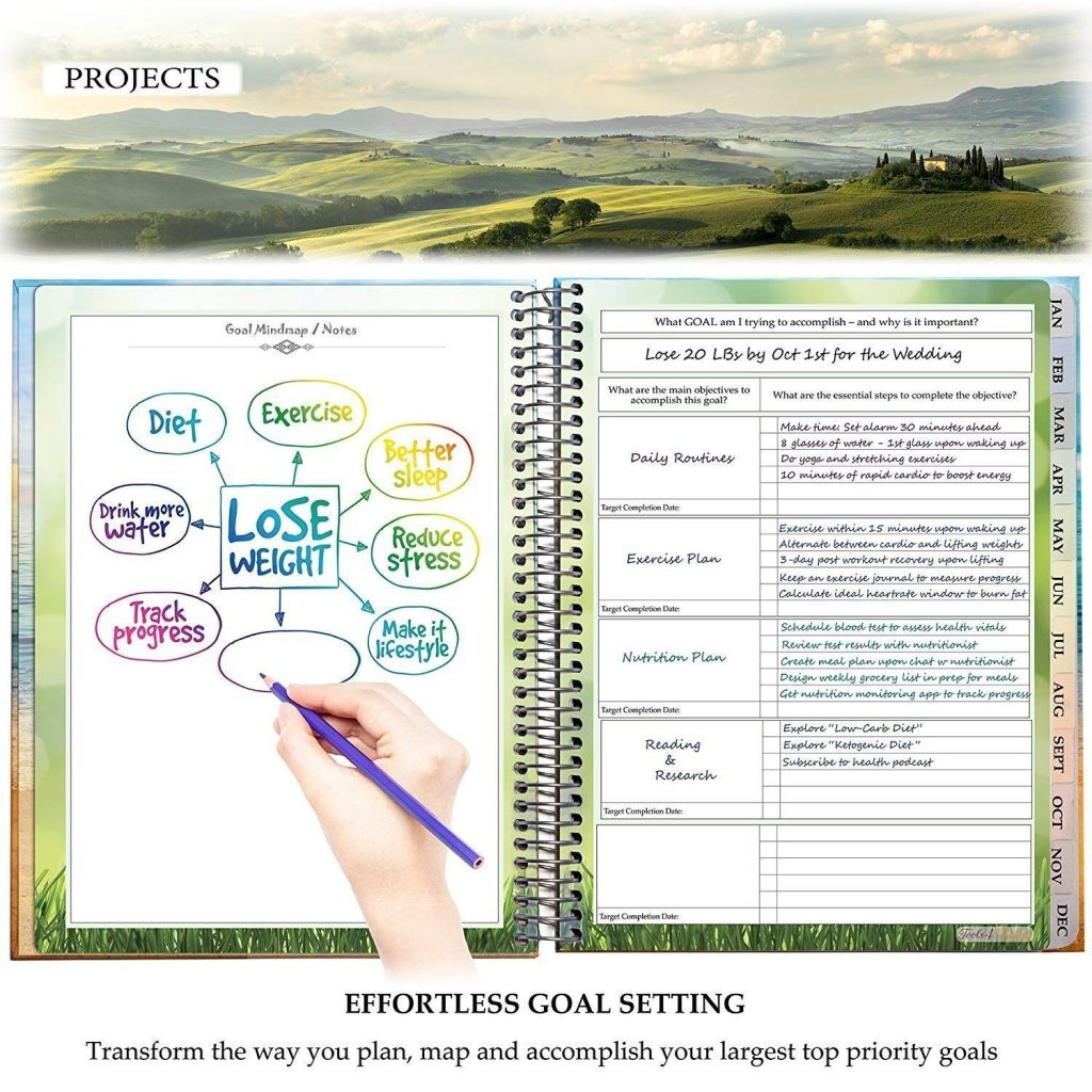 70% off day planner