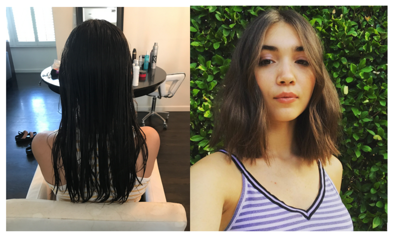 Rowan Blanchard's NEW Haircut by Celebrity Stylist Laurie Heaps