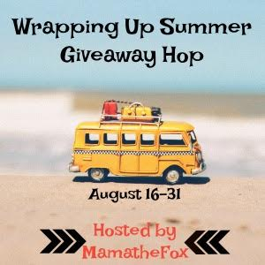 Win lots of FAB prizes in the Wrapping Up Summer