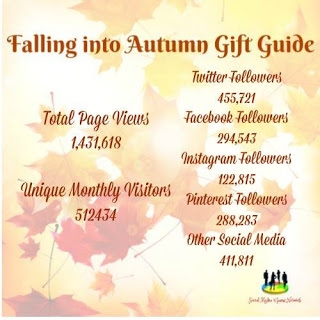 fall into autumn gift guide giveaway