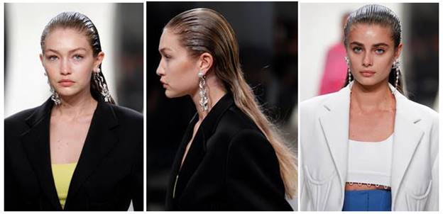 NYFW Get the Look: Hot Tools from Prabal Gurung