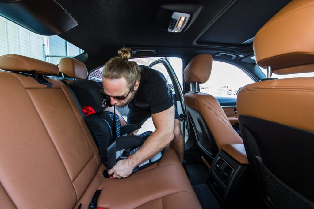 Tips on How to Install a Car Seat Correctly & Why Parents Often get it Wrong