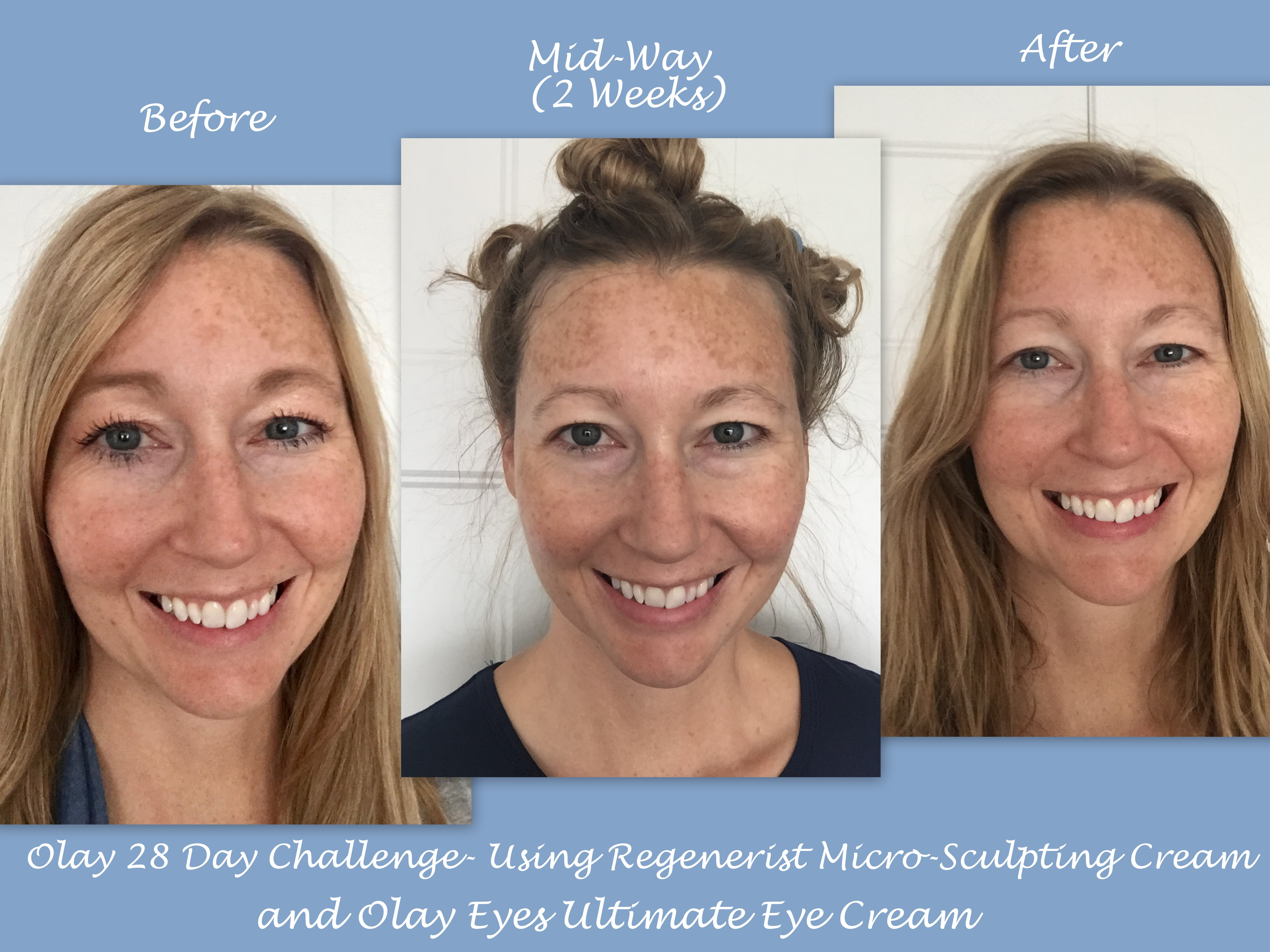 Why You Need To Take The Olay 28 Day Younger Looking Skin