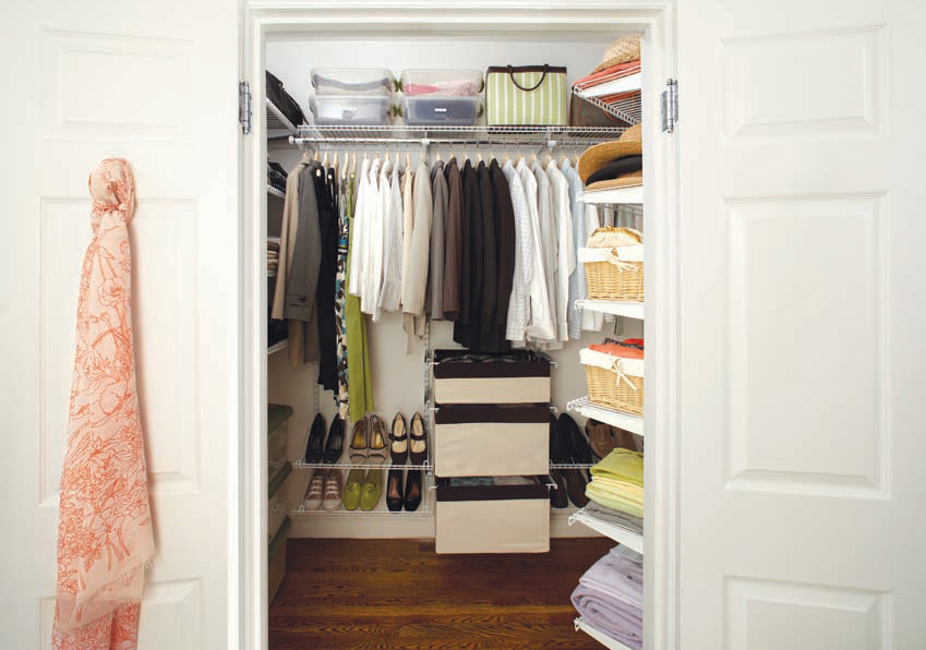 How to Store Clothes You Don't Need